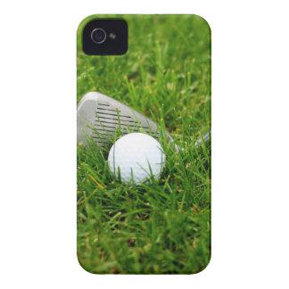 ゴルフクラブおよびゴルフ・ボール Case-Mate iPhone 4 ケース