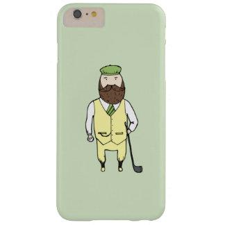 ゴルフクラブの紳士 BARELY THERE iPhone 6 PLUS ケース