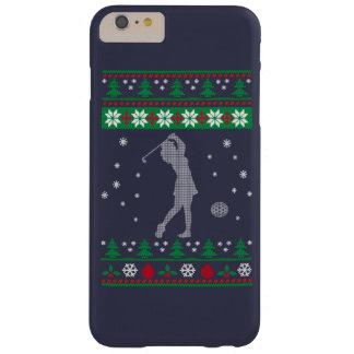 ゴルフクリスマス BARELY THERE iPhone 6 PLUS ケース
