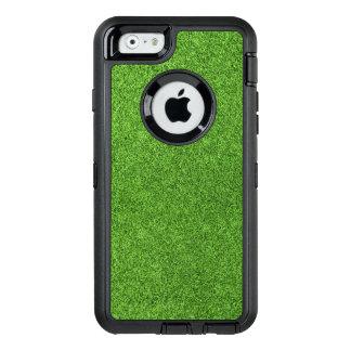 ゴルフコースからの美しい芝生の質 オッターボックスディフェンダーiPhoneケース