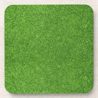 ゴルフコースからの美しい芝生の質 コースター