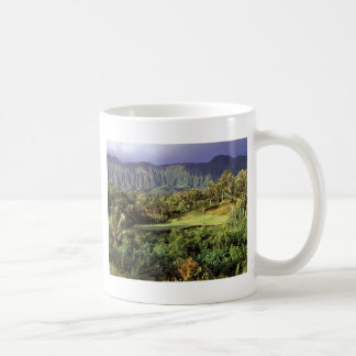 ゴルフコース コーヒーマグカップ