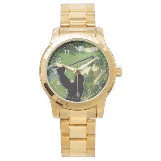 ゴルフコース 腕時計