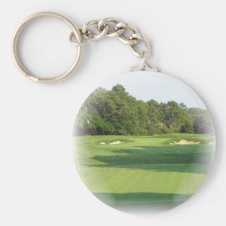 ゴルフコースKeychain キーホルダー