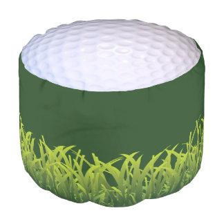 ゴルフゴルフボールの草のノベルティのスポーツ プーフ