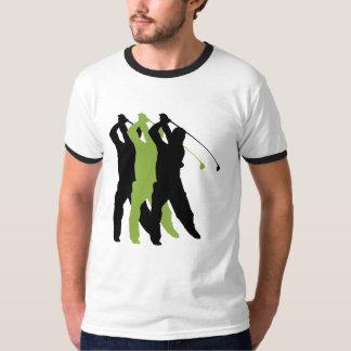 ゴルフシルエットのTシャツ Tシャツ