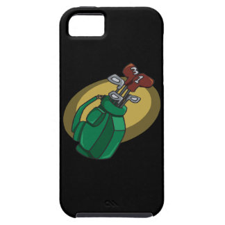 ゴルフバッグ iPhone SE/5/5s ケース
