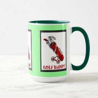 ゴルフマグ、Wheelieのバッグ マグカップ