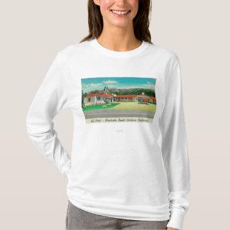 ゴルフモーテルの外観、Montecito Tシャツ