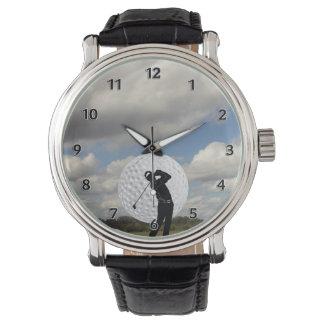 ゴルフ世界 腕時計