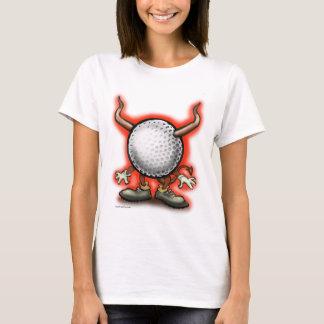 ゴルフ悪魔 Tシャツ
