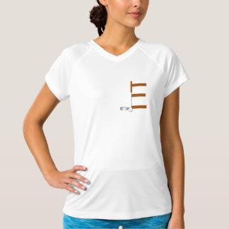 ゴルフ最初のE Tシャツ