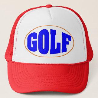ゴルフ楕円形 キャップ