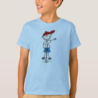 ゴルフ男の子のワイシャツ Tシャツ