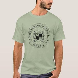 ゴルフ紋章 Tシャツ