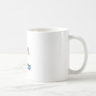 ゴルフ緑 コーヒーマグカップ