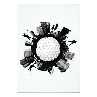 ゴルフ都市 カード