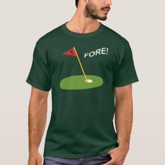 ゴルフ1 Tシャツ