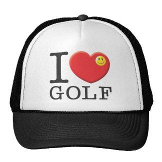 ゴルフ トラッカーキャップ