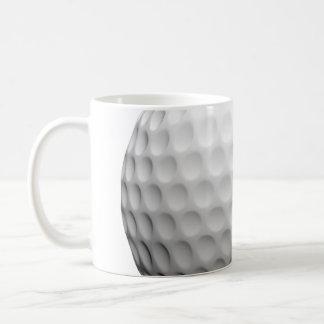 ゴルフ・ボールのコーヒー・マグ コーヒーマグカップ