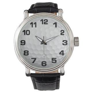 ゴルフ・ボールの腕時計 腕時計