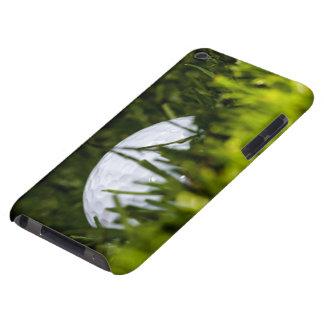 ゴルフ・ボールの隠れることはリミックスします Case-Mate iPod TOUCH ケース