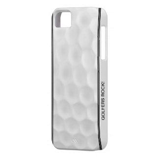 ゴルフ・ボールのIphone 5の場合 iPhone SE/5/5s ケース