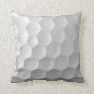 ゴルフ・ボールは質パターンに窪みを作ります クッション