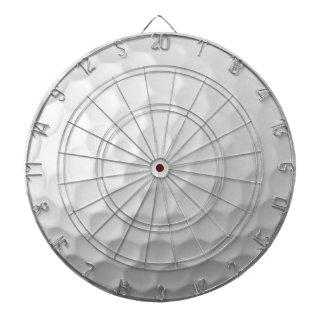 ゴルフ・ボールは質パターン2に窪みを作ります ダーツボード
