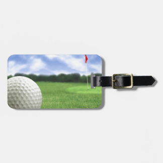 ゴルフ・ボール4 ラゲッジタグ