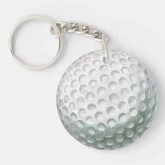 ゴルフ・ボール キーホルダー