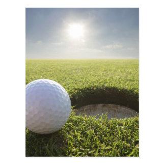 ゴルフ・ボールPGA ポストカード