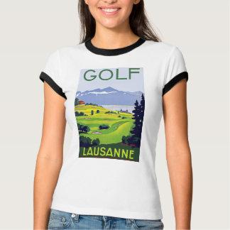 ゴルフ~ローザンヌ Tシャツ
