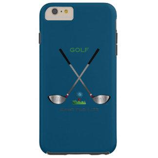 ゴルフ-生命のゲーム TOUGH iPhone 6 PLUS ケース