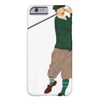 ゴルフIPhoneの場合 Barely There iPhone 6 ケース