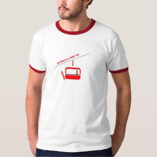 ゴンドラの人 Tシャツ