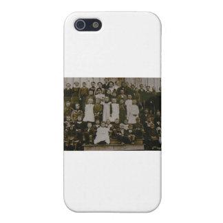 ゴーストタウン iPhone 5 カバー