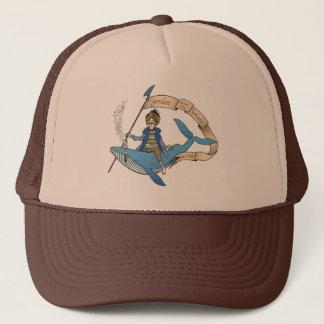 ゴードンおよびYeのオーレクジラの帽子 キャップ