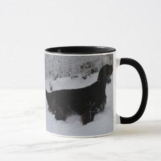 ゴードンセッターの陶磁器のマグ マグカップ