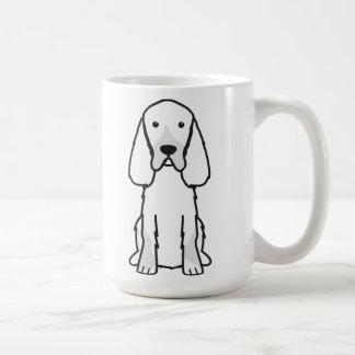 ゴードンセッター犬の漫画 コーヒーマグカップ
