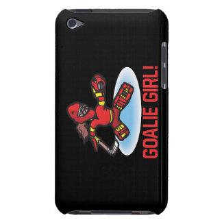 ゴールキーパーの女の子 Case-Mate iPod TOUCH ケース