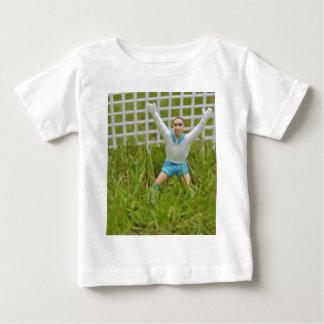 ゴールキーパー ベビーTシャツ