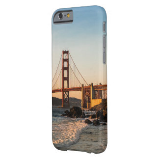 ゴールデンゲートブリッジの写真 BARELY THERE iPhone 6 ケース