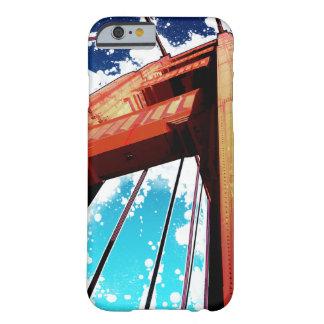ゴールデンゲートブリッジの電話箱 BARELY THERE iPhone 6 ケース