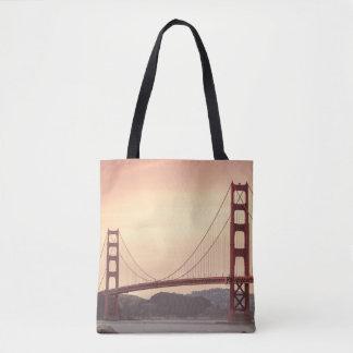 ゴールデンゲートブリッジサンフランシスコカリフォルニア トートバッグ