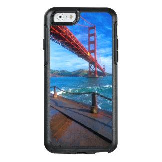 ゴールデンゲートブリッジ、カリフォルニア オッターボックスiPhone 6/6Sケース