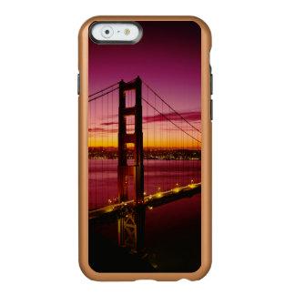 ゴールデンゲートブリッジ、サンフランシスコ、カリフォルニア3 INCIPIO FEATHER SHINE iPhone 6ケース