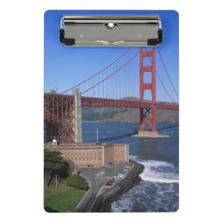 ゴールデンゲートブリッジ、サンフランシスコ、カリフォルニア7 ミニクリップボード
