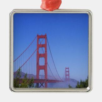 ゴールデンゲートブリッジ、サンフランシスコ、カリフォルニア、 メタルオーナメント