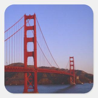 ゴールデンゲートブリッジ、サンフランシスコ、カリフォルニア、2 スクエアシール